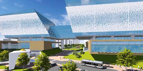 Así lucirá el nuevo edificio de la Alcaldía de Barranquilla